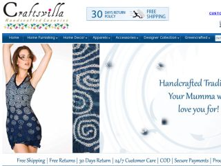 Shop at craftsvilla.com