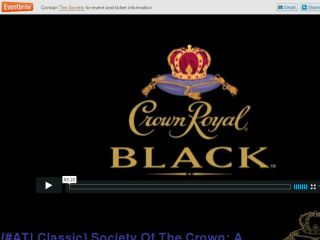 Shop at crownroyalsociety.eventbrite.com