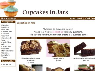 Shop at cupcakesinjars.com