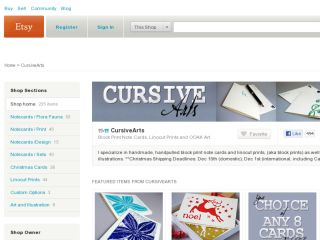 Shop at cursivearts.etsy.com