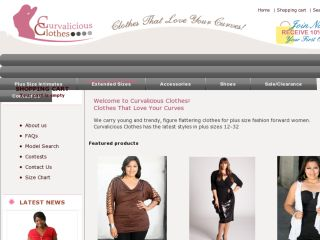 Shop at curvaliciousclothes.com