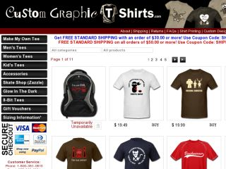 Shop at customgraphictshirts.spreadshirt.com