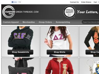 Shop at customgreekthreads.com