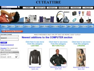 Shop at cuteattire.com