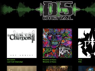 Shop at d5digital.bandcamp.com