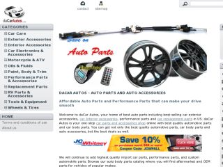Shop at dacarautos.com