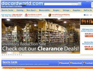Shop at dacardworld.com