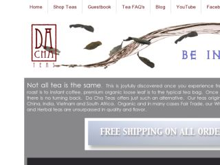 Shop at dachateas.com