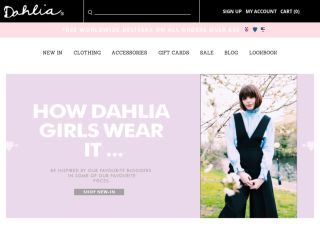 Shop at dahliafashion.co.uk