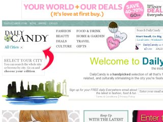Shop at dailycandy.com