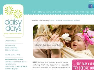 Shop at daisydays.ca