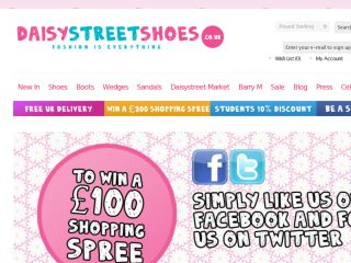 Shop at daisystreetshoes.co.uk