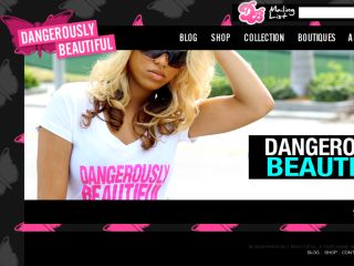 Shop at dangerousandbeautiful.com