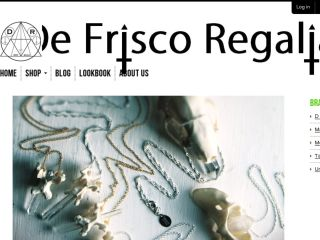 Shop at defriscoregalia.com