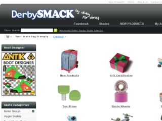 Shop at derbysmack.com