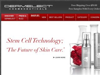 Shop at dermelect.com