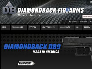 Shop at diamondbackfirearms.com