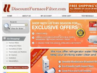 Shop at discountfurnacefilter.com