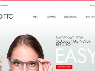 Shop at ditto.com