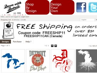Shop at downwithdetroit.com