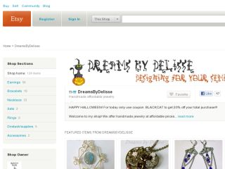 Shop at dreamsbydelisse.etsy.com