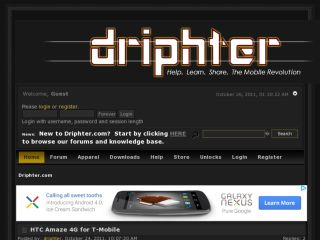 Shop at driphter.com