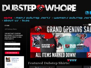 Shop at dubstepwhore.com
