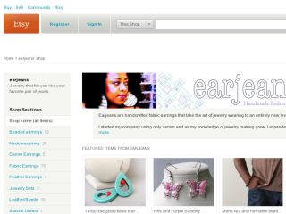 Shop at earjeans.etsy.com
