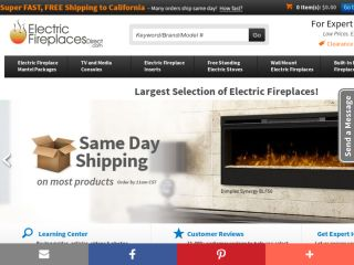 Shop at electricfireplacesdirect.com