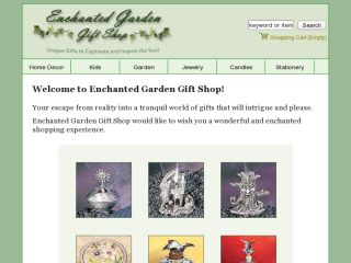 Shop at enchantedgardengiftshop.com