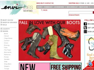 Shop at envishoes.com