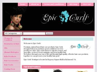 Shop at epiccurls.com