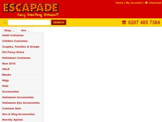 Shop at escapade.co.uk
