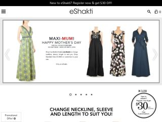 Shop at eshakti.com