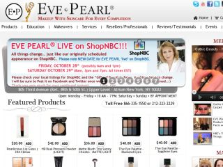 Shop at evepearl.com