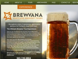 Shop at experiencebrewvana.com