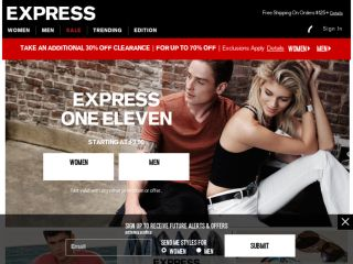 Shop at express.com