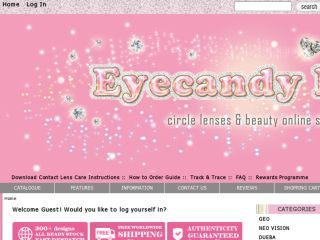 Shop at eyecandylens.com