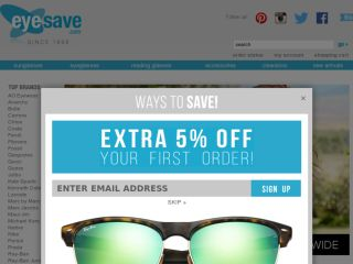 Shop at eyesave.com
