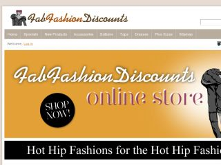 Shop at fabfashiondiscounts.com