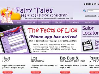 Shop at fairytaleshaircare.com