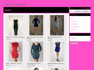 Shop at faschicboutique.bigcartel.com