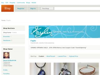 Shop at faylin.etsy.com