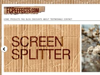 Shop at fcpeffects.com