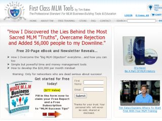 Shop at firstclassmlmtools.com