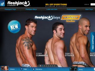 Shop at fleshjack.com
