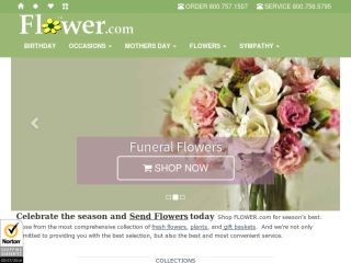 Shop at flower.com