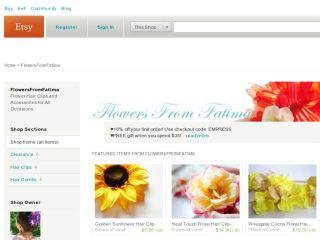 Shop at flowersfromfatima.com