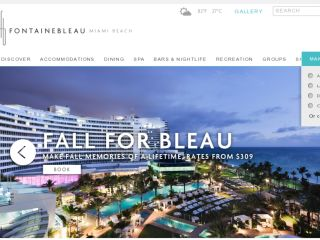 Shop at fontainebleau.com