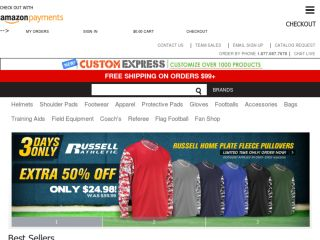 Shop at footballamerica.com